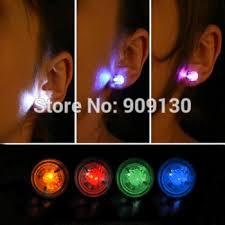 buy led light up jewelry led light earrings blinking and