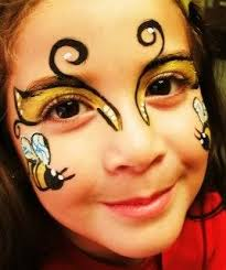 best 25 bumble bee face paint ideas on pinterest easy face
