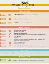 catchy horizontal resume resume ideas resume layout and business