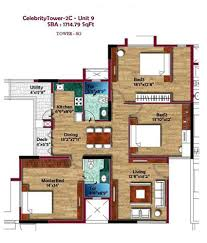 panorama towers floor plans celebrity towers of shriram panorama hills visakhapatnam book