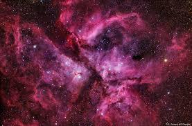 infinity galaxy los cielos de chile