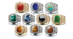 rings with stones images High school ring stones jpg