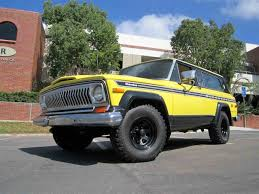chief jeep color 1977 jeep cherokee chief for sale classiccars com cc 736277