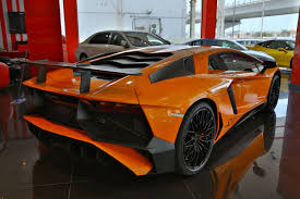 used lexus for sale dubai magnificent orange coloured lamborghini aventador sv up for sale