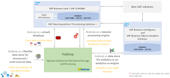 pattern analysis hadoop bridging two worlds integration of sap and hadoop ecosystems sap