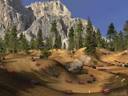 Ricky Carmichaels Motocross Matchup XL Games - Backyard motocross track designs