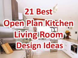 open kitchen living room design ideas interior design ideas for kitchen and living room