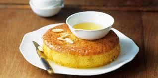 cuisine au miel gâteau de semoule au miel facile et pas cher recette sur