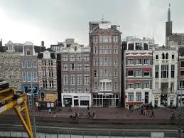 chambre amsterdam vue depuis la chambre 1 picture of rokin hotel amsterdam