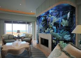 Fish Tank Living Room Table - 8 extremely interesting places to put an aquarium in your home