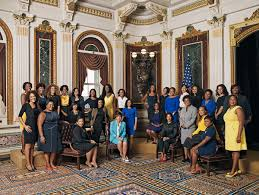 obama at desk 29 powerful black women in the obama administration essence com