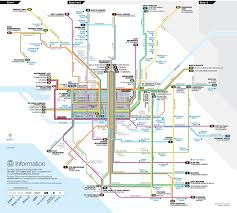 Route 70 Map by New Melbourne Tram Network Map U2014 Insanity Works