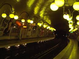 Paris Subway The Best Of Paris The Metro