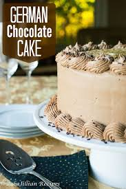 german chocolate cake a bajillian recipes
