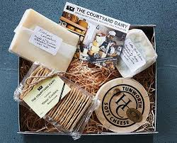 cheese gifts for rainforest islands ferry