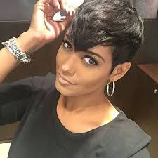 short natural edgy hairstyles 2221 best epic short hair styles images on pinterest short