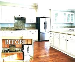 cost of refinishing oak kitchen cabinets refurbish kitchen cabinets refacing refinish painted