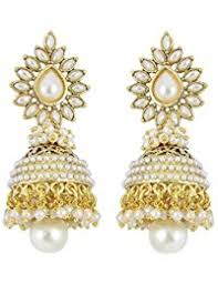 punjabi jhumka earrings jhumki women s earrings buy jhumki women s earrings online at