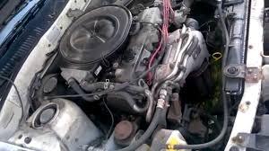 mazda motor mazda fe 2 0l 12v engine cold start on our gv 1990 model youtube