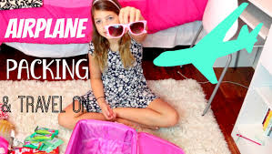 Shopping Ideas by Tips And Ideas For Packing For An Airplane Trip Shopping At
