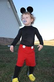 Halloween Costumes Boys 25 Mickey Mouse Costume Ideas Mickey Mouse