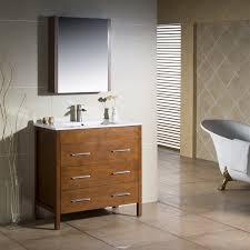 36 Bathroom Vanity With Drawers by Vanity Morris 36 With Porcelain Top