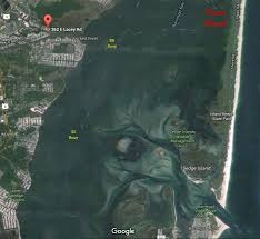 Garden State Parkway Map by Directions The Marina At Southwinds