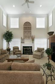 2 story living room 54 living rooms with soaring 2 story cathedral ceilings white