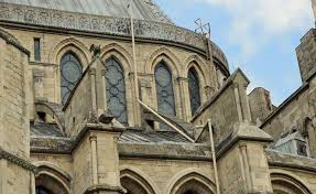 flying buttress flying buttress canterbury history