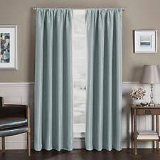 3 Panel Window Curtains Sebastian Window Curtain Panel 84 In Rod Pocket Insulated Total