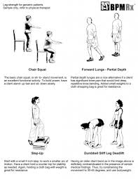 physical therapy exercises for seniors episode 12 bpm rx