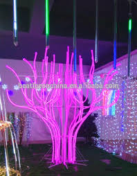 led tree 24v illumination motif led tree outdoor artificial tree buy