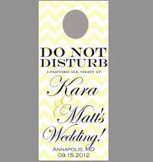 Wedding Signs Template 8 Best Images Of Printable Wedding Door Signs Do Not Disturb