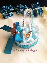 glass slipper favors glass slipper favors cinderella inspired by creationsbypinkangel