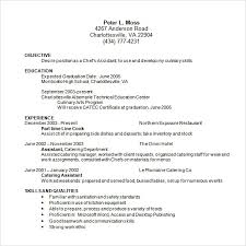 Chef Skills Resume 9 Chef Resume Templates Download Documents In Pdf Word Psd