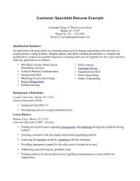 Resume Synopsis Example by Resume No Experience Template Free Resume Example And Writing
