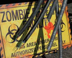 Zombie Apocalypse Halloween Decorations Free Images Spooky Holiday Death Art Scary Creepy Crushed