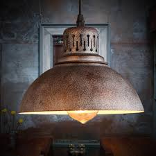 Hanging Industrial Lights by Aliexpress Com Buy Antique Pendant Light Retro Decorative