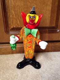 156 best murano glass clowns images on glass