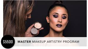 Professional Makeup Artist Schools Makeup Classes Nyc By Nina Mua
