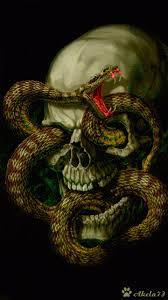 halloween mojo skull animated gif speakgif