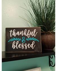 fall into this deal on thankful sign fall decorations