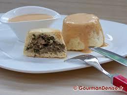 une mousseline en cuisine timbales de mousseline de volaille chignons et sauce au foie gras