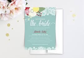 custom bridal shower invitations invitation cards for kitchen party inspirational bridal shower