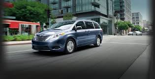 2017 sienna features toyota canada
