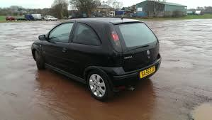 vauxhall black used vauxhall corsa and second hand vauxhall corsa in ayrshire