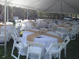 table and chair rentals nc best prices on event rentals in salisbury nc