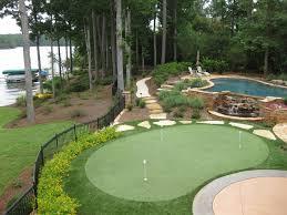 Putting Green In Backyard by Tour Greens Columbus Artificial Golf Greens U0026 Backyard Putting