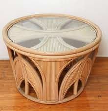 Rattan Accent Table Table Surprising Rattan Accent Table 63850100 Tables Abe Krasne