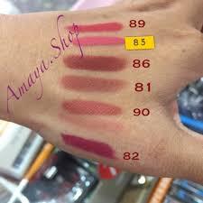Lipstik Purbasari Nomor 90 lipstick purbasari color matte 82 85 86 87 90 purbasari